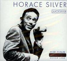 HORACE SILVER- QUICKSILVER (NEW SEALED CD)