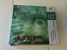 LIVE PENINSULA STUDIOS CD 02 ANIL SRINIVASAN SIKKIL GURACHARAN NEW SEALED