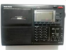 RADIO SHACK: DX-392  ALL BAND: MW/AM/FM//LW/SW BANDS, CASS. RECORDER, TIMER! -:)