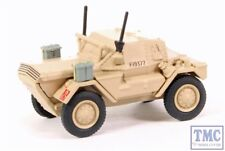 76DSC006 Oxford Diecast Daimler Dingo Scout Car 5th RTR 4th Arm.Brg 7th Arm.Div