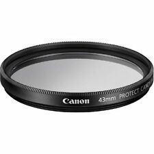 OFFICIAL NEW Canon protect filter 43mm / AIRMAIL with TRACKING
