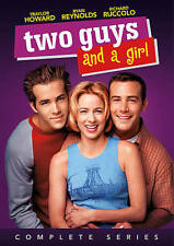TWO GUYS AND A GIRL - The Complete DVD Series Collection 1-4 - Season 1 2 3 & 4
