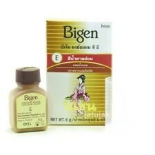 Bigen Powder Hair Color Permanent Chocolate (Light Brown) 6g No Ammonia Exp. 20