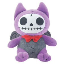 Small Flappy Bat Furry Bones Skellies Plush Toy