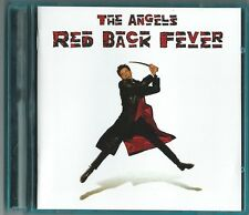 "THE ANGELS     ""Red Back Fever""     CD"