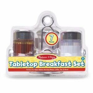 Melissa and Doug Tabletop Breakfast Set