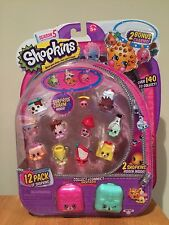 Shopkins season 5 NEW 12 pack 2 bonus charms BARB B QUE