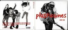 CD DIGIPACK 12 TITRES PLASTISCINES ABOUT LOVE DE 2009