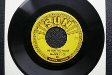 "7"" Smokey Joe - The Signifying Monkey - US SUN 228 w/ Pushmarks"