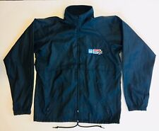 Vintage PPG Indy Car World series K Products medium Windbreaker Jacket USA