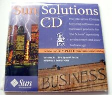 Sun Solutions CD Vol.3 Trial Software & demos supplement SUN Microsystems