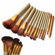 12X Professional cosmetic Makeup Brush Set Make up Foundation Powder Kabuki TOOL