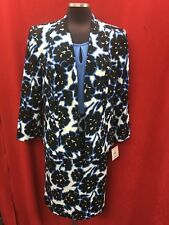 KASPER SKIRT SUIT/TANK TOP INCLUDED/SIZE 16/NEW WITH TAG/LINED/RETAIL$280
