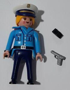 S19M01 Policía Playmobil Serie 19 70566 sin bolsa original