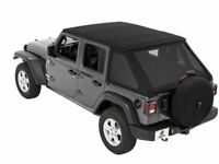 For 2018-2019 Jeep Wrangler Soft Top Bestop 47179WR