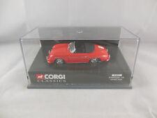 Corgi Classics 03801 Porsche 356 Open Top In red  Scale 1:43