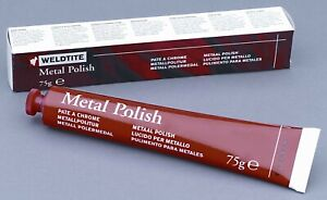Weldtite Metal Polish - 75g