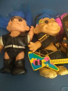 """five 5"""" Soldier Camouflage Marine Army Russ Trolls rock band Good Shape"""