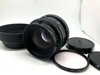 【Nr MINT /Hood】 MAMIYA K/L 150mm f/3.5 L Lens for RB67 Pro S SD RZ67 from JAPAN