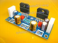 LM3886 x2 Dual Parallel 100W Mono Audio Power Amplifier Board Diy Kits