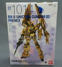 GUNDAM FIX FIGURATION METAL COMPOSITE Unicorn Gundam 03 Phenex Bandai Japan