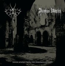 """ANIMUS MORTIS / EMPTY -12"""" LP- Split- Invocations From The Innominate Void"""