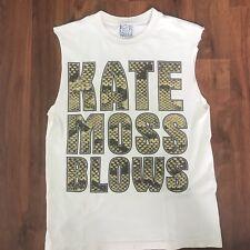 Rogue Status Kate Moss Blows Shirt Hundreds Supreme