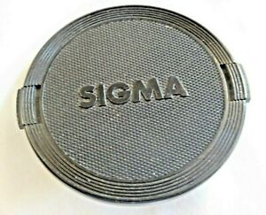 Genuine Sigma 72mm Clip on Lens Cap.      B3