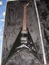 "JACKSON PS-3 ""PERFORMER SERIES"" RR RANDY RHOADS-V 90's MIK KOREA W/CHARVEL CASE!"