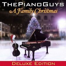 The piano Guys: a Family Christmas (Deluxe Edition) CD + DVD canti natalizi NUOVO