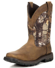 Ariat Conquest Pull on Men US 10 Brown Hunting Boot 2191
