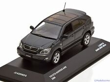 1:43 J-Collection Toyota Harrier AIRS 2006 anthracit ltd. 1200 pcs.