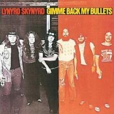 "LYNYRD SKYNYRD ""GIMME BACK MY BULLETS"" CD NEW!"