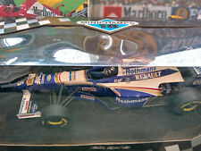 "Minichamps 1/18 williams FW18 Damon Hill 1996 World Champion ""Rothmans"""