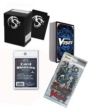Cardfight! Vanguard *Shadow Paladin* 50 Cards Player Kit Deck Box & Sleeves Pack