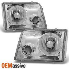 1993 1994 1995 1996 1997 Ford Ranger LH + RH Side Projector Headlights Lamps Set