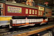 MTH O Gauge FM TrainMaster Diesel Locomotive NIB #20-2202-1 W/proto-sound QSI