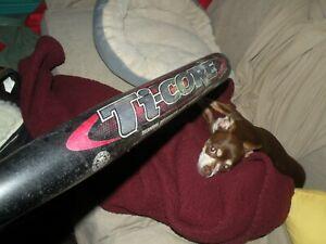 EASTON Ti Core     softball bat 34/27  motherload USSSA  MENS SOFTBALL