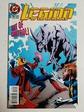 Legion of Super-Heroes (1989) #73 - Very Fine/Near Mint