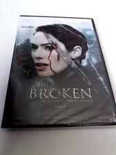 """DVD """"THE BROKEN"""" PRECINTADA SEALED SEAN ELLIS LENA HEADEY ULRICH THOMSEN"""