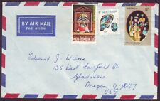 1974 Commercial Cover To Usa With 5c Pioneer + Others (Ru3277)