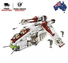 Star Wars Republic Gunship Brand New Building Blocks Compatible set 75021