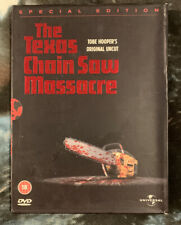 The Texas Chainsaw Massacre DVD (2003)