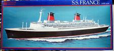 SS France Passagierschiff Kreuzfahrt Luxusliner 1:450 Glencoe 9302