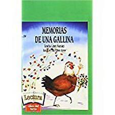 Memorias de una gallina (Libro Del Tema, Tema 3: Que Asombroso!) (Spanish Editi