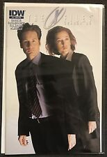 The X-Files Season 10 #6 Cover B Photo Subscription Variant IDW Comic 2013