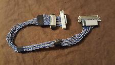 """TV Lcd Samsung 32"""" (LE32R74BD) Ldvs CABLE DE PANTALLA"""