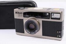 [NearMint] Nikon 35Ti/35mm Point&Shoot Film Camera w/Case from Japan [US4003908]