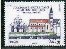 STAMP / TIMBRE FRANCE  N° 4743 ** NOTRE DAME DE MELUN