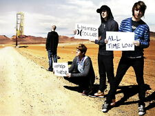 """019 All Time Low - Pop Punk Band Music Stars 19""""x14"""" Poster"""